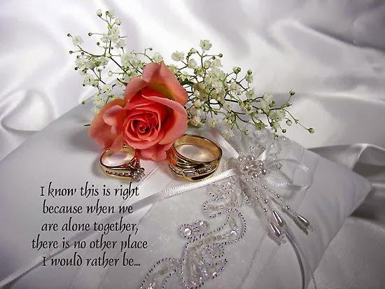 Belasan Contoh Kartu Ucapan Pernikahan dalam Bahasa