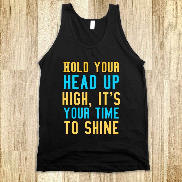Idiom Of The Week : Hold Your Head High | Hold Your Head