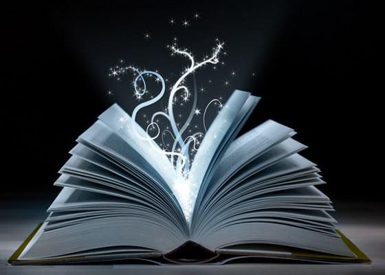Sebagai contoh, seorang penulis novel yang menuangkan ide dan plot