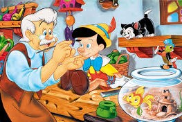 Dongeng Cerita Pinokio Dalam Bahasa Inggris Beserta Gambarnya Cara