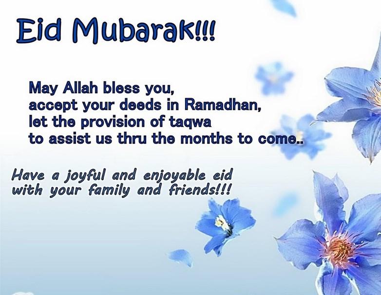 30 Kartu Ucapan Selamat Idul Fitri dalam Bahasa Inggris ...